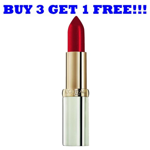 0ee4f4728ee Loreal Paris Colour Riche 30 Year Lipstick Creamy #335 Carmin St ...
