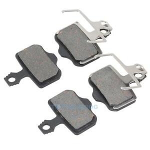 2-Pairs-Bicycle-Bike-Disc-Brake-Pads-For-Elixir-AVID-E1-3-5-7-9-ER-CR-SRAM-Black