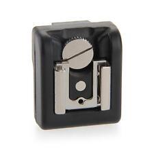 WANSEN Shoe Adapter for Sony NEX5 NEX5N NEX-5 Speedlight Flash Trigger Black Hot