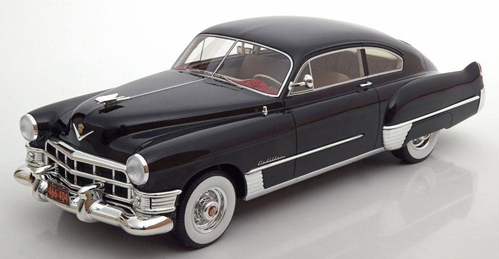 1949 Cadillac 62 Verein Sedanette Schwarz von Bos Modele Le Of 1000 1 18