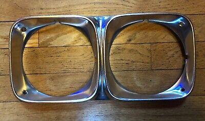 1970 70 Cutlass Headlight Housings Supreme 442 S New