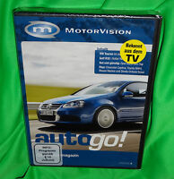 Motorvision autogo! - Offroad VW Touran, Allrad, Chevrolet Captiva ++ DVD - NEU
