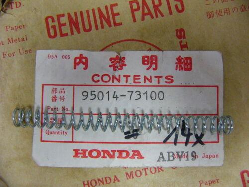 rear 95014-73100 Honda CB 750 four k0 k1 k2 ressort pour bremsgestänge spring