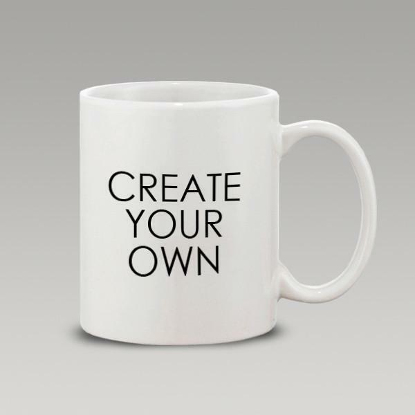 Create Your Own Coffee Mug Gift Present Birthday Christmas Personalised