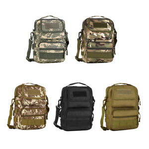 b0d5c3f24133 Image is loading Molle-Mens-Tactical-Military-Sling-Shoulder-Cross-Body-