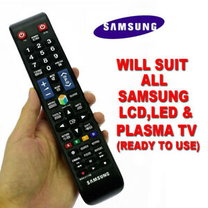Samsung-Universal-TV-Remote-Control-NO-PROGRAMMING-Smart-3D-HDTV-LED-LCD-TV