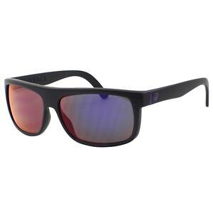 Image is loading Dragon-WORMSER-Sunglasses-Matte-Black-with-Purple-Plasma- 10c9b242e4
