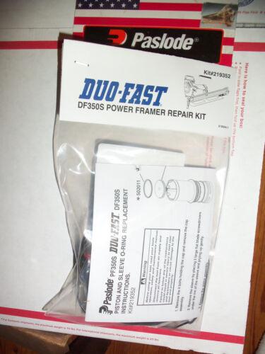 Paslode 219352 PF350S Power Framer Duo-Fast DF350S Tool Tune Up Repair Kit