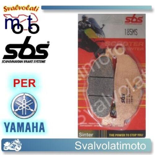 PASTIGLIE SBS 185MS POSTERIORI YAMAHA XP T-MAX TMAX 500 2009 65618505