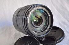 Canon EF-S 15-85mm f/3, 5-5,6, IS USM, af defectuoso!!!
