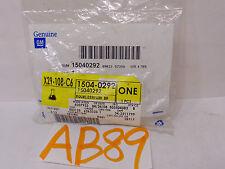 Genuine GM Equalizer 25958355