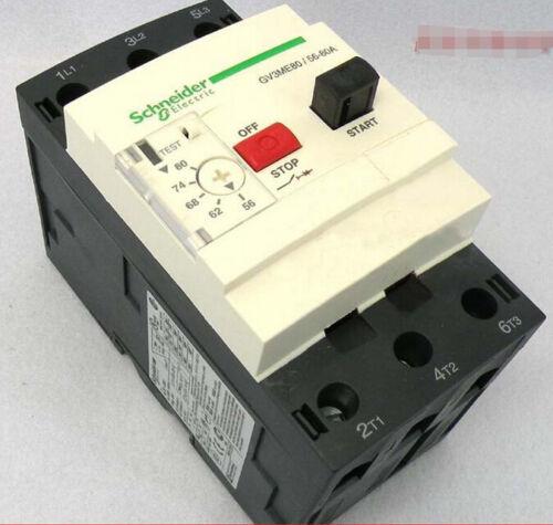 NEW IN BOX Schneider GV3-ME63 GV3 ME63 GV3ME63