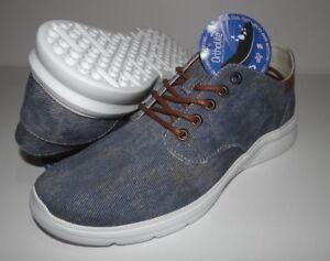 f49eff7c0d Details about New Vans Mens ISO 2.0 Acid Denim Ortholite Athletic Shoes  Size US 9 EU 42 UK 8