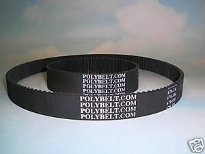 670 5M 20 Bladez XTR 5m-320-25 5m-670-20 drive belts MOBY SCOOTER 320 5m 25