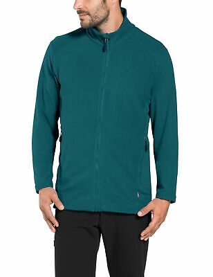 Bello Vaude Uomo Escursioni A Piedi Tempo Libero Giacca Mens's Sunbury Jacket Petroleum-