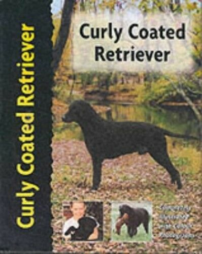 1 of 1 - New, Curly Coated Retriever (Petlove), Phillip Mathis, Book