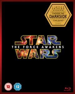 Star Wars: The Force Awakens BLU RAY *NEW & SEALED*