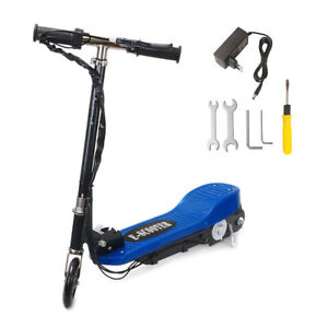 Elektro-Roller-E-Scooter-Roller-Motor-100W-Akku-Elektroscooter