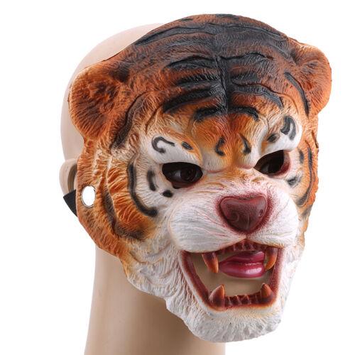 Cosplay Adult Costume Big Monkey Animal Head Mask Halloween Costume Toys LA