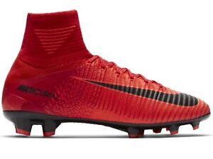 premium selection b0e24 7697b Image is loading Nike-Mercurial-Superfly-V-DF-FG-Football-Boot-