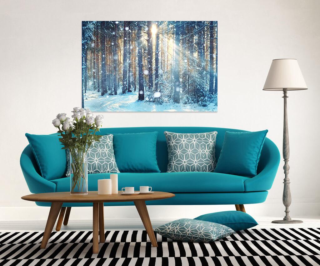 3D Die Sonne den Wald 687 Fototapeten Wandbild BildTapete AJSTORE DE Lemon