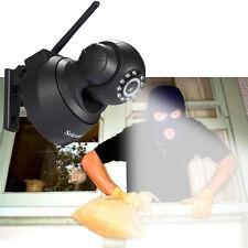 Sricam Wireless IP Webcam Camera Night Vision 11 LED WIFI Cam M-JPEG Video#DB