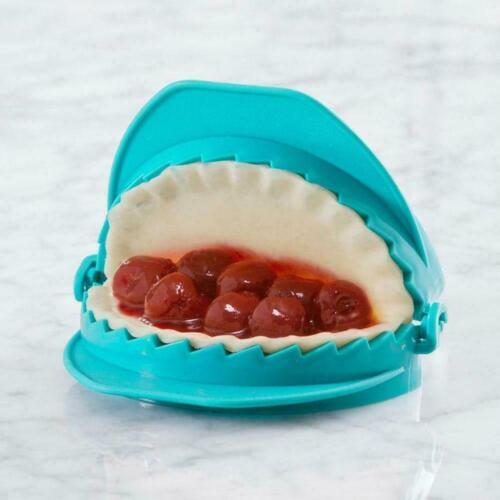 Food Grade Plastic Pastry Presser Set Dumpling Mould 3 Sizes 3pcs//set/_HOT S5L6