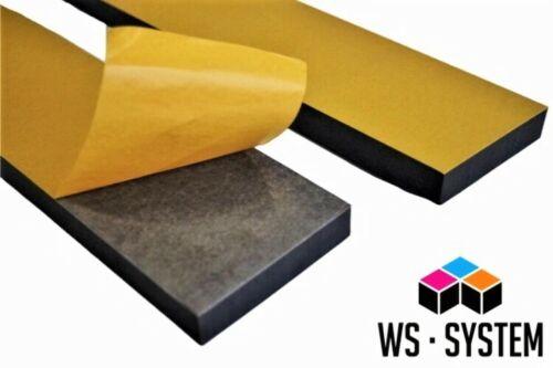 4 x autoadhesivas muro-bordes de protección protección parachoques garagenwandschutz garaje