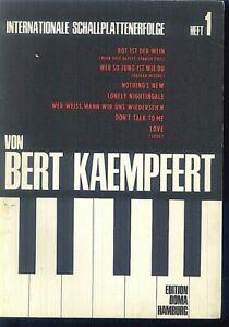 Internationale-Schallplattenerfolge-von-BERT-KAEMPFERT-Heft-1