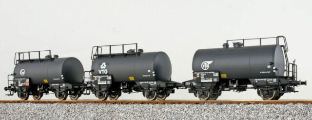 Pullmann 36203 Kesselwagen Set der Deutschen Bundesbahn in der OVP