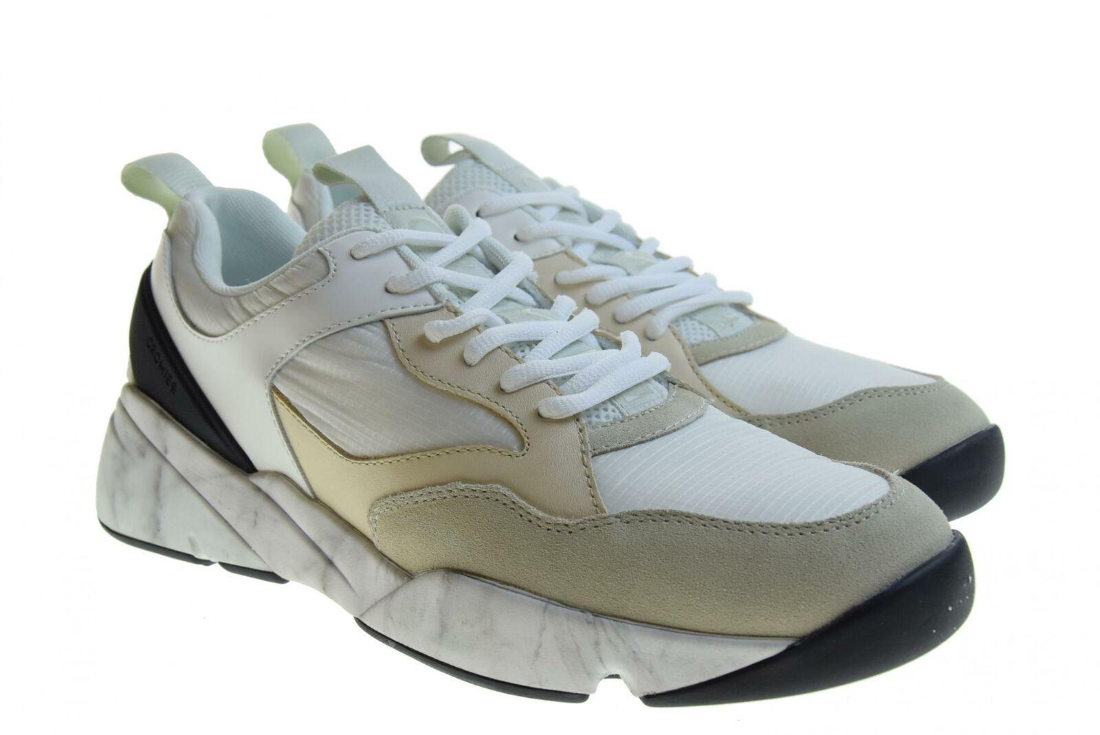 Cromier P19s shoes hombre zapatillas 2C12 whiteO