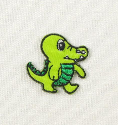 SMALL DINOSAUR ZEPRA DOG CROCODILE  Embroidered Iron On Sew On Patch