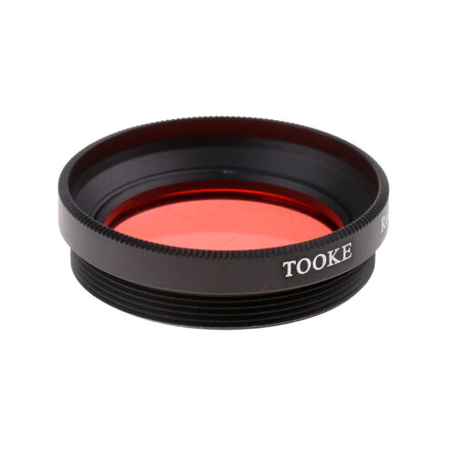 32mm Thread Red Diving Filter Replacement Underwater Photography Accessories