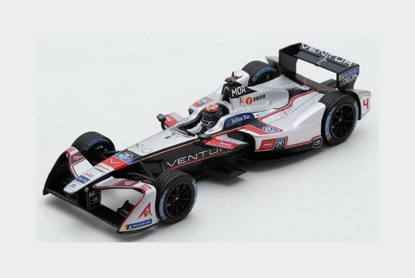 Venturi Formula-E Formula-E Formula-E Nd Rd.2 Hong Kong Eprix 2017-2018 Mortara SPARK 1 43 S5925 8bc32f