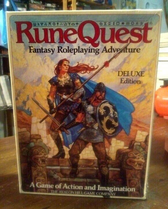 Avalon Hill correreequest Third  edizione Deluxe edizione completare (Except Dice)  alto sconto