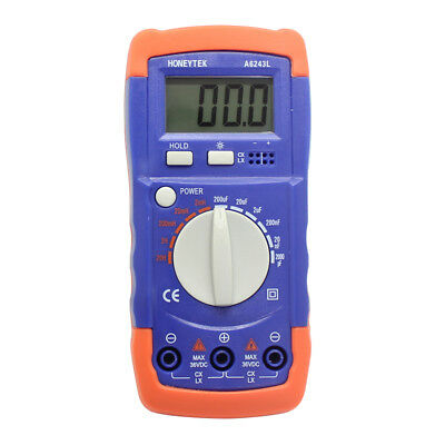 3 1//2 LCD Inductor//Capacitor LC Meter 2nF-200uF//2mH-20H