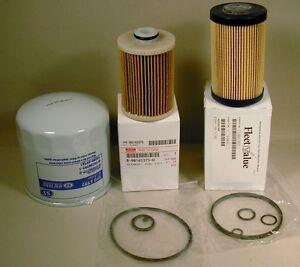 fuel fuel filter isuzu elf fuel filter isuzu npr-hd nrr nqr oil filter fuel filters (2) kit 2011 ...
