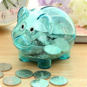 Cartoon-Pig-Transparent-Piggy-Bank-Money-Coins-Box-Storage-Box-Children-Gift