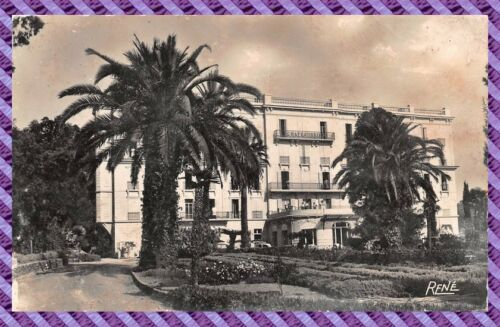 HYERES the PALM TREES, House of rest of l'éducation national