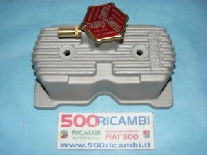 FIAT-500-F-L-R-126-COPERCHIO-PUNTERIE-ABARTH-COMPLETO-X-CARBURATORE-WEBER-26-28