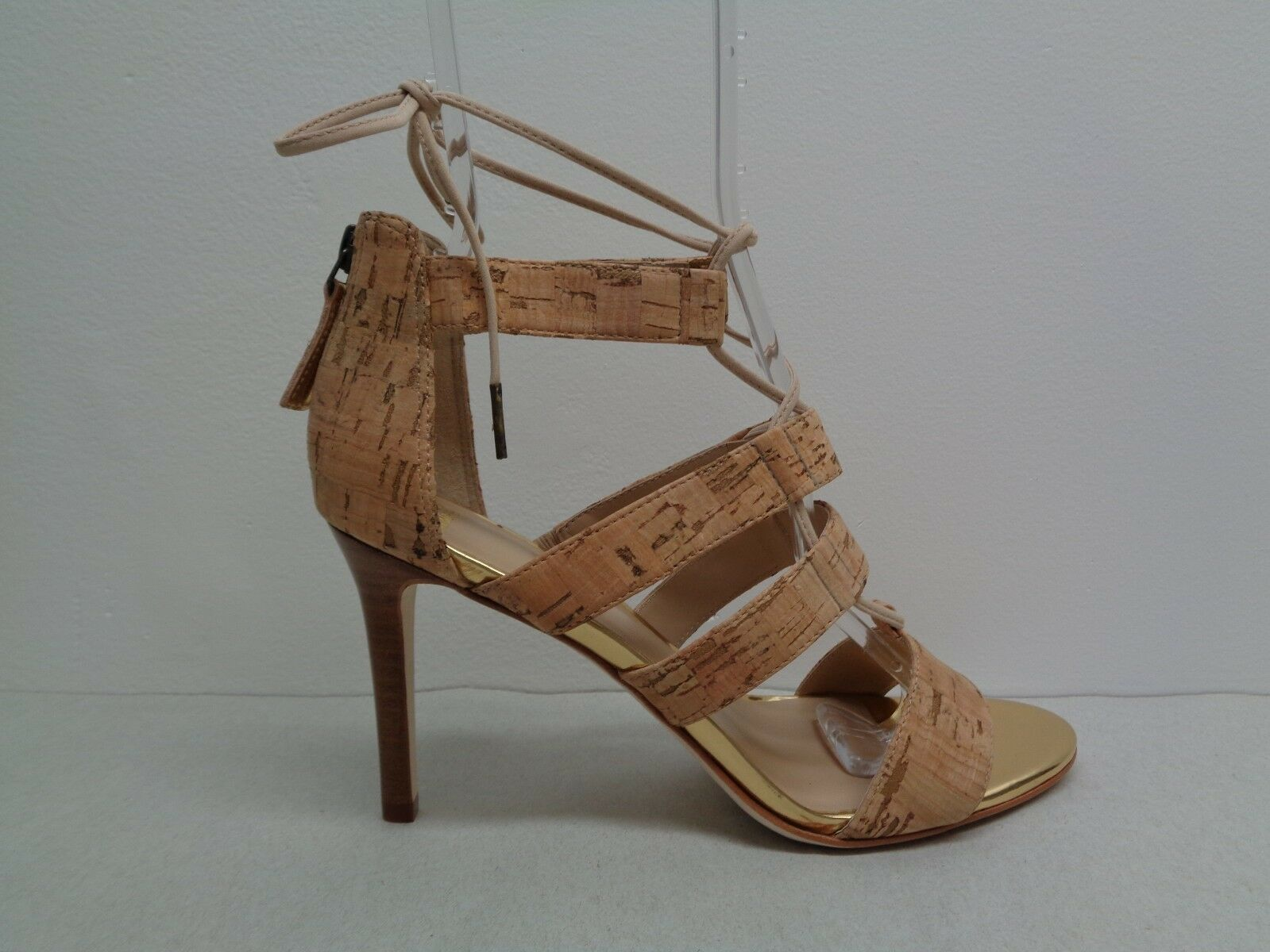 Johnston & Murphy Dimensione 8.5 M NATASHA Natural Cork Sandals Sandals Sandals New donna scarpe 707b91