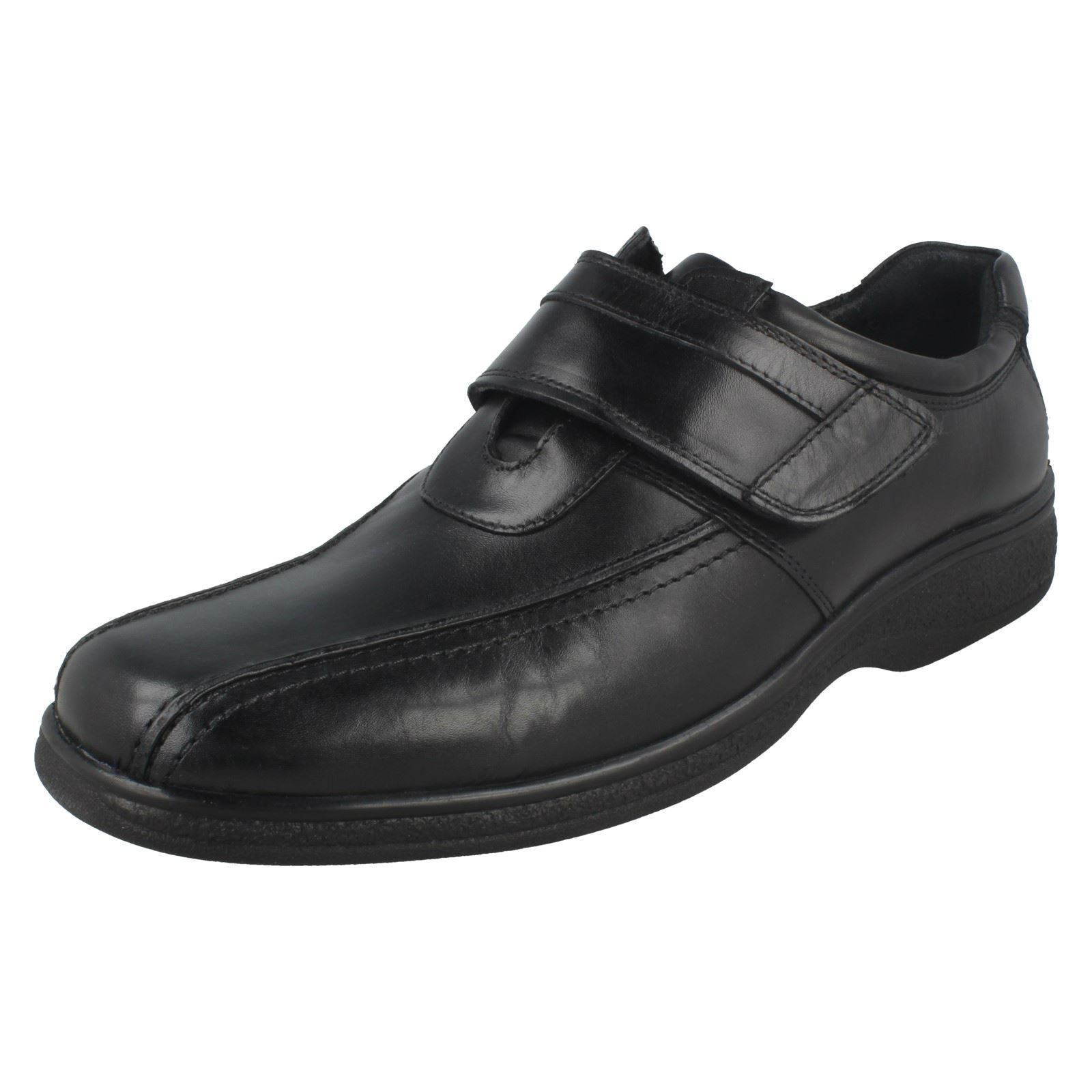 Hush Puppies Mens Wide Fit Formal Schuhes Bourton Idea