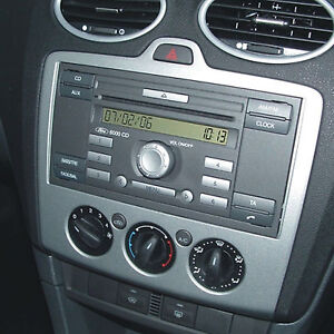 ford focus c max 2004 2011 car stereo single din fascia. Black Bedroom Furniture Sets. Home Design Ideas
