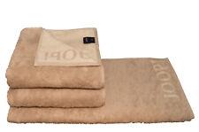 Duschtuch Badetuch 1600 Doubleface 30 Sand 80x150cm Handtuch JOOP