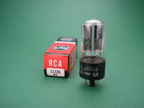 117Z6GT Gleichrichterröhre rectifier tube für Tube amp Röhrenverstäker 117Z6