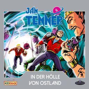 IN-DER-HOLLE-VON-OSTLAND-06-JAN-TENNER-CD-NEW