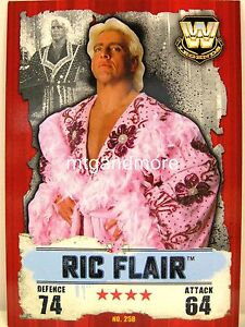 Slam Attax takeover - #258 Ric Flair 							 							</span>