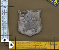 "Ricamata / Embroidered Patch Devgru ""Lion Small"" Aor 1 with VELCRO® brand hook"