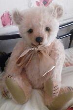 Camillo . Humble Crumble artist bear. Mohair. One of a kind.