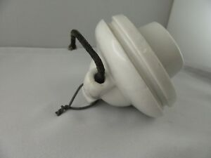 J233-Old-Porcelain-Lamp-E-27-Lamp-Socket-Vintage-Workshop-Light